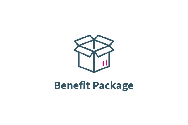 Benefit Package icon