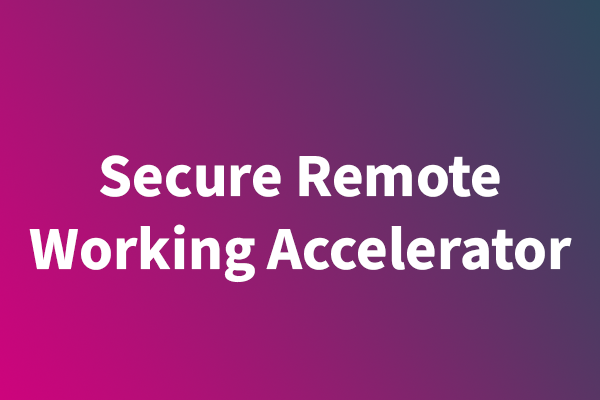 Remote Working Readiness